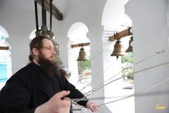 64. Paschal Prayer Service in Svyatogorsk / Пасхальный молебен в соборном храме г. Святогорска