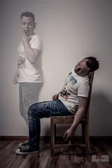 Senfportrait (tschischek) Tags: chris gay portrait man men me myself studio nikon selfportait christoph selfie homestudio gayman d610