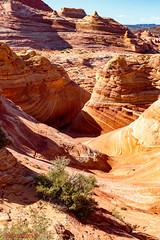 Around The Wave (mikerhicks) Tags: travel arizona usa southwest nature geotagged outdoors photography utah spring unitedstates desert hiking adventure event backpacking wilderness kanab thewave marblecanyon onemile coyotebuttesnorth vermilioncliffsnationalmonument geo:country=unitedstates camera:make=canon exif:make=canon geo:state=arizona exif:aperture=90 exif:focallength=35mm exif:lens=1835mm exif:isospeed=100 canoneos7dmkii camera:model=canoneos7dmarkii exif:model=canoneos7dmarkii sigma1835f18dchsma geo:lat=3699474500 geo:lon=11200557667 geo:lat=36994745 geo:lon=11200557666667 geo:location=onemile geo:city=marblecanyon