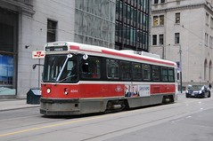CLRV 4044 - Toronto, Canada (GreenHoover) Tags: toronto canada king ttc tram streetcar 504 4044 torontotransitcommission clrv canadianlightrailvehicle