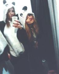 Bf #52 (klaudiastach) Tags: girls friends bf pandas fittingroom polishgirls