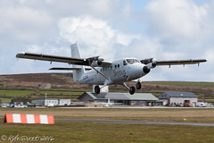 De Havilland DHC-6 Twin Otter | G-CEWM | Isles of Scilly Skybus (Kyle Greet) Tags: landsend twinotter skybus