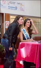 Sens 89 : Election Miss Yonne 2016 (ce n'est pas tous les jours que l'on pose avec Iris Mittenaere) (GK Sens-Yonne) Tags: sens galerie bourgogne leclerc ddicace yonne missyonne irismittenaere mittenaere leclercstdenislessens