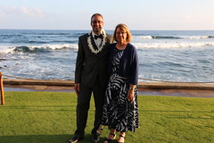 Eric and Sheri (fethers1) Tags: kauai beachhouserestaurant kauaivacation2016 ericandtiffanyswedding