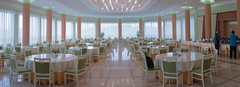 Restaurant n1 - Hotel Sosan Pyongyang (jonathanung@ymail.com) Tags: breakfast lumix hotel asia korea asie nord northkorea pyongyang core dprk petitdjeuner cm1 koryo sosan coredunord insidenorthkorea rpubliquepopulairedmocratiquedecore rpdc lumixcm1
