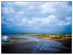 Smugglers Creek (markvall) Tags: ireland sea beach meri rossnowlagh ranta matka irlanti