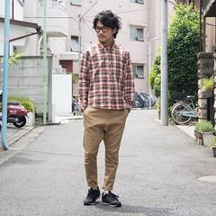 June 13, 2016 at 01:35PM (audience_jp) Tags: fashion japan shop tokyo audience snap  madeinjapan kouenji  coordinate  ootd         audienceshop upscapeaudience  aud3351