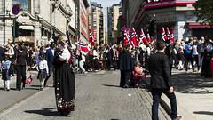 Celebrating The Norwegian National Day - 17 Mai (Mona_Oslo) Tags: people oslo traditions 17mai nationalday nasjonaldagen thenorwegiannationalday monajohansson