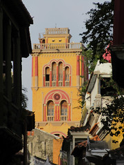 University of Cartagena tower, late afternoon, Cartagena, Colombia (Paul McClure DC) Tags: architecture colombia historic bolvar cartagena june2016