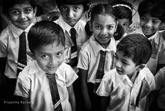 Happy Bunch (Priyantha Bandara) Tags: life travel school cute kids rural children kid team education asia child gang bunch srilanka playful villege travelasia travelsrilanka visitasia visitsrilanka