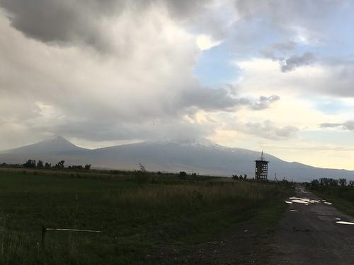 20160523_Mount Ararat_cloudy