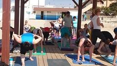 hatha yoga Hibernis Mare 22 mayo 2016 (14) (Visit Pilar de la Horadada) Tags: yoga playa alicante roller invierno recharge hatha patinaje costablanca voley zumba ludoteca pilardelahoradada vegabaja milpalmeras hibernismare
