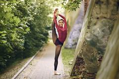 Aneta (Adam Dorozinski) Tags: panorama ballet dance ballerina bokeh availablelight ambientlight naturallight dancer warsaw pointe split method aneta brenizer 1352l canon6d
