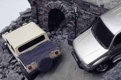 Mini-z Overland Diorama_12 (My Scale Passion) Tags: wallpaper art scale car truck poster one high model hand modeling handmade unique quality free kind collection made climbing installation passion toyota land resolution hd collectible hq custom hummer h1 crawling rc rare cruiser diorama collecting overland crawler miniz defenition myscalepassion