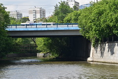 (dinapunk) Tags: bridge river russia moscow