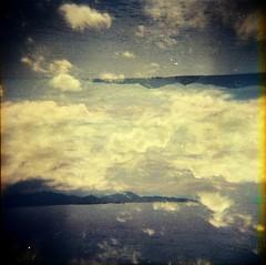 [Holga e le Sue Sorelle] Isola d'Elba (Urca) Tags: 120 6x6 film mediumformat holga lomo italia squareformat multi doppiaesposizione 2016 isoladelba riomarina doubleexposureanalogic holgalomo1201606110003