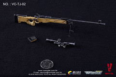 VERYCOOL TOYS VCF-TJ02 WeFire Sniper Little Sister - TJ02B Brown Hair 11 (Lord Dragon ) Tags: hot female toys actionfigure doll verycool onesixthscale 16scale 12inscale