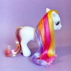2007 Sunny Daze V - My Little Pony (The Barbie Room) Tags: sun white sunshine rainbow little sunny v pony daze 2007 sunnydaze my