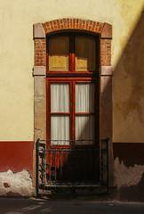 (Irene_Ruli) Tags: mexico atardecer shadows ventanas zacatecas puertas