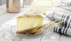 Cheesecake (David Thompson Stills) Tags: newyork cheesecake vanilla creamy