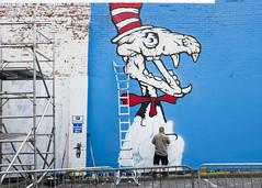 City of Colours 2016 (new folder) Tags: graffiti birmingham drseuss birminghamuk catinthehat digbeth cityofcolours cityofcolours2016