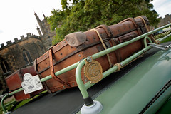 IMG_8491 (bob_rmg) Tags: show classic ford car leather hospice case luggage prefect butterwick butterwickhospice