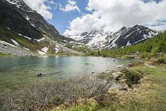Panorama (Mauro_Amoroso) Tags: blue lake nature nikon adventures nationalgeographic waterscapes moutnain natgeo nital arpy nikonlandscape lagodarpy nikonitalia volgopiemonte mauroamorosoadventures