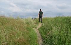 Until the end of the world (Elisa1880) Tags: walking landscape den hague mens haag lopen stephan steef landschap the landgoed ockenburgh solleveld