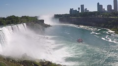 Niagara Falls (four years) Tags: niagarafalls bufallo hornblower maidofthemist