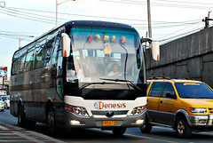 Genesis 818397 (raptor_031) Tags: bus buses suspension air philippines transport class airconditioned co service genesis operation ltd inc zhengzhou provincial regular yutong yuchai zk6107ha zk6107cra yc6a26030 818397