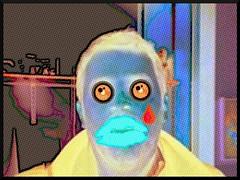 Frog Lips (Menazort) Tags: lips tear