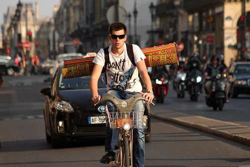 Rue de Rivoli - Paris (France)