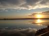 sunset now (SplashH2O) Tags: light sunset sky sun sunlight reflection water clouds wow1