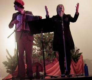 Pollyphonics: Joseph Bromley & Sue Yardley