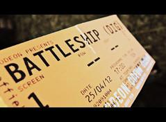 25th April 2012 (Vanessa (EY)) Tags: battleship hpad25042012