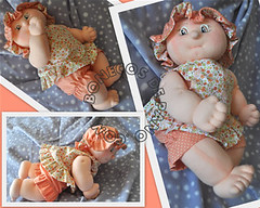 .:. Beb Bella .:. (Bonecos de Pano .Com) Tags: bonecadepano bebfofinho bebezinhodepano