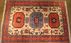 35B. Contemporary Hand Tied Carpet