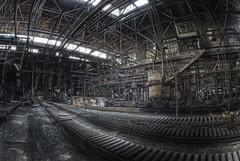 Bucket (odin's_raven) Tags: urban abandoned austria steel exploring explorer works raven hdr ue steelworks urbex odins talkurbex odinsraven