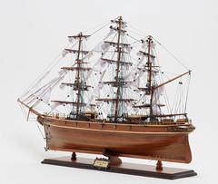 The Cutty Sark model Ship (ModelShipsnBoats.com) Tags: cuttysarkmodelshipwood woodship modelship nautical nauticaldecor sail warship