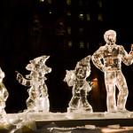 First Night Ice Sculpture, Credit: David Fox thumbnail