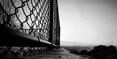 Beyond The Fence 2 (Brandon Lee Dittsworth) Tags: white black pennsylvania surreal hollidaysburg canonefs1022mm chimneyrocks winter2010 canoneos1000d brandonleedittsworth beyondthefence12