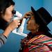 Eye inspection