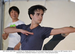 OBT Exposed 2011 (Oregon Ballet Theatre) Tags: obt yeli obtexposed javierubell