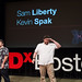 TEDxBoston 2012 - Kevin Spak, Sam Liberty