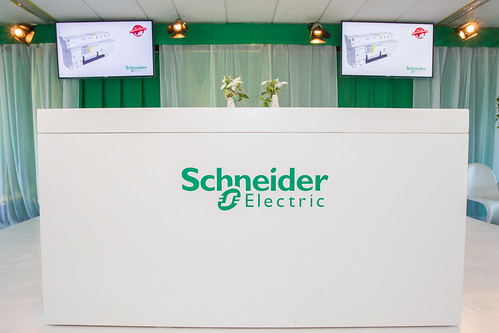Schneider Electric Kick-Off