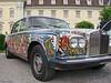 Retro Classics meets Barock 2012 in Ludwigsburg - Rolls Royce