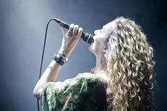DANA FUCHS (Dott.chalkydri333) Tags: light portrait music woman rock hair concert nikon folk live dana blues note singer blonde fuchs immagine musicpark danafuchs musicastrada danafuchsband