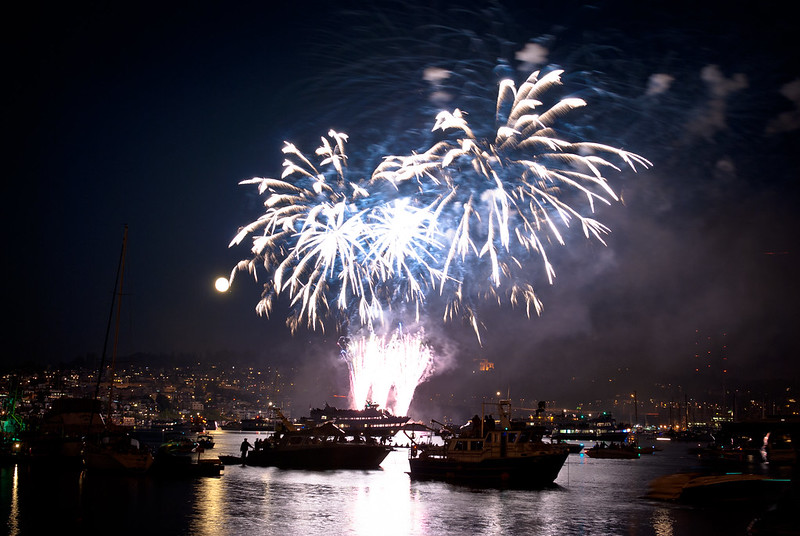 Independence Day Seattle 2012
