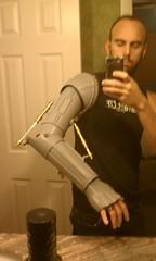 IMAG4248 (gordontarpley) Tags: costume suit armor build droid c3po protocol threepio k3po e3po