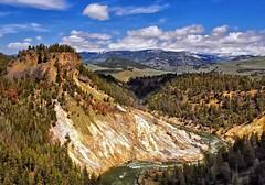 Yellowstone Country (Philip Kuntz) Tags: wyoming nationalparks yellowstoneriver devilsden yellowstonepark towerjunction